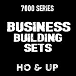 7000 - BUSINESS BUILDING SETS