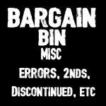 BARGAIN BIN DECALS